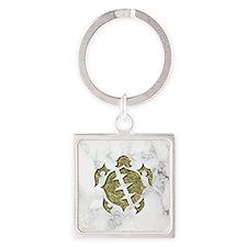 049-PoisonBones Square Keychain