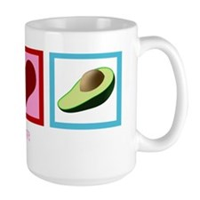 peaceloveavocadowh Mug