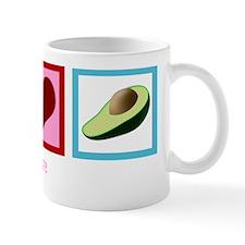 peaceloveavocadowh Mug