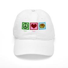peacelovepancakeswh Baseball Baseball Cap