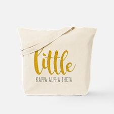 Kappa Alpha Theta Little Tote Bag