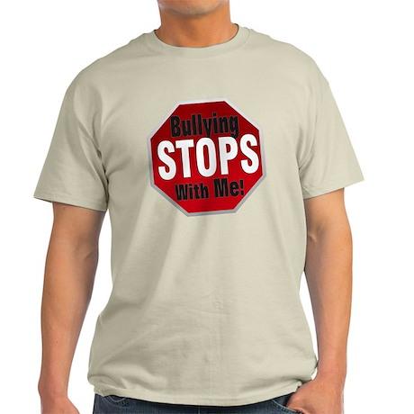 Good-Logo-StopSign Light T-Shirt