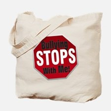 Good-Logo-StopSign Tote Bag