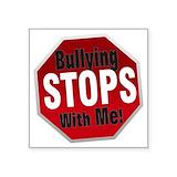No bullying Square