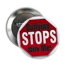 """Good-Logo-StopSign 2.25"""" Button"""