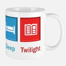 Eat Sleep Twilight bigger center Mug