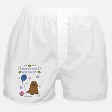 CockerSpanielTan Boxer Shorts
