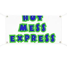 HOT MESS EXPRESS Banner