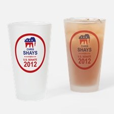 2012_chris_shays_main Drinking Glass