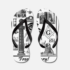 Freemasonry! Flip Flops