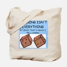 dice Tote Bag
