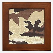 ff018 Framed Tile
