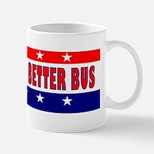 BumperStickerPalinHasABetterBus Mug