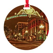 Gaslamp2 Ornament