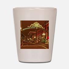 Gaslamp2 Shot Glass