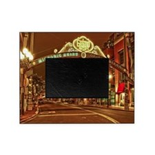 Gaslamp2 Picture Frame