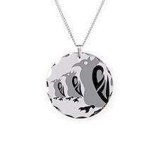 287-Popguin Necklace
