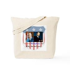 AHwhynot Tote Bag
