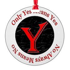 OYMYNAMN-redblack-algerian Ornament