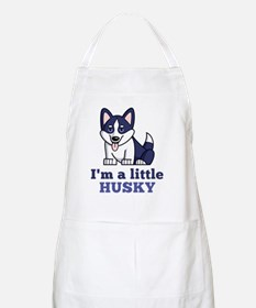Im-a-little-Husky Apron