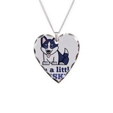 Im-a-little-Husky Necklace