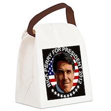 rpbutt1 Canvas Lunch Bag