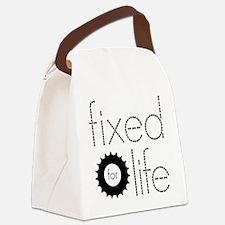 fixedforlife Canvas Lunch Bag