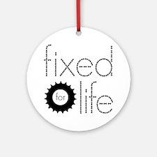 fixedforlife Round Ornament