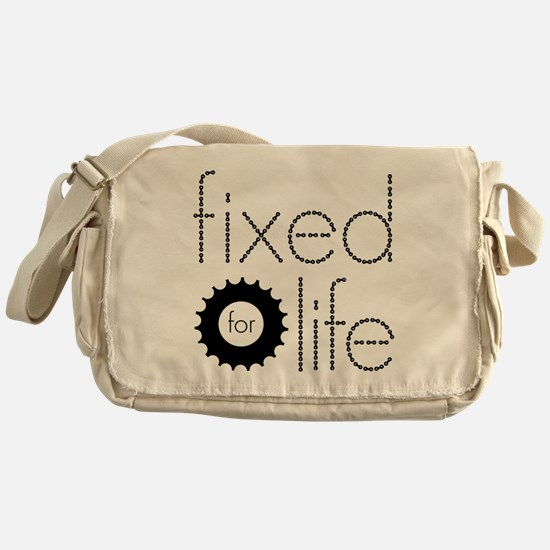 fixedforlife Messenger Bag