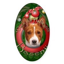 DeckHalls_Basenjis Decal