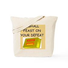 SCRABBLe Tote Bag