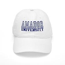 AMADOR University Baseball Cap