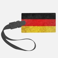 Oktoberfest German Deutsch Flag  Luggage Tag