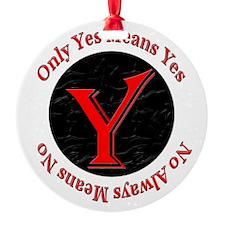OYMYNAMN-borderless Ornament
