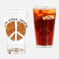 pizzachance_2_button Drinking Glass