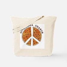 pizzachance_2_button Tote Bag