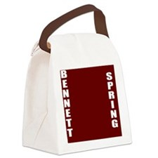 Bennett Spring Canvas Lunch Bag