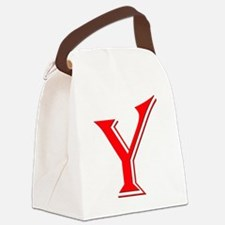 Y Canvas Lunch Bag