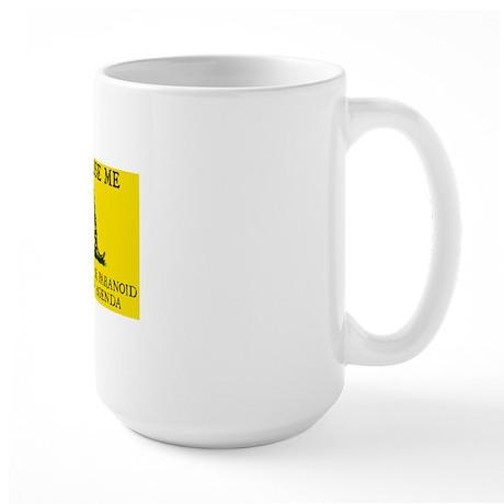 gadsden Large Mug