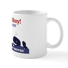 Ships Ahoy Nautical Baby Shower Yard si Mug