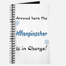 Affenpinscher Charge Journal