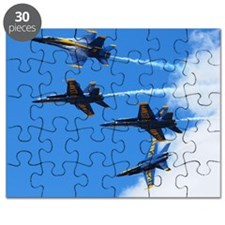 Blue Angels Puzzle