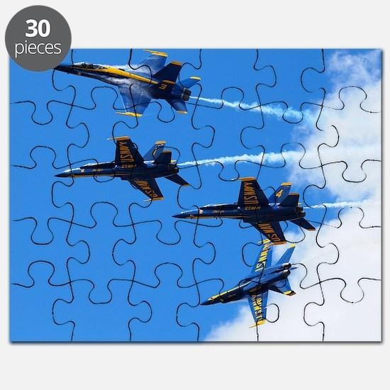 Blue Angels Puzzle