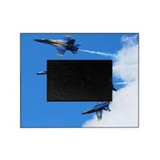 Blue Angels Picture Frame