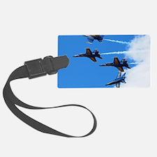 Blue Angels Luggage Tag