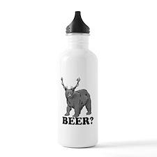 Beer Bear Water Bottle