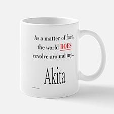 Akita World Mug
