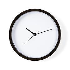 soa(blk) Wall Clock