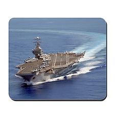 USS Carl Vinson CVN70 Mousepad