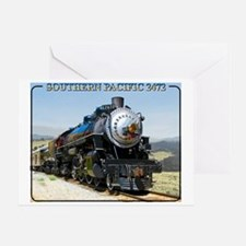 Cool Steamed Greeting Card